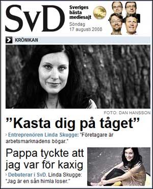 Linda Skugge