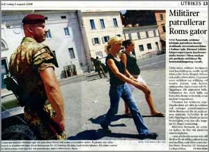 Italien, Militär