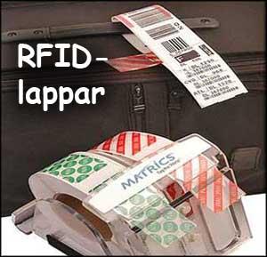 RFID, FRA