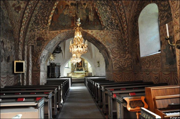 Bromma kyrka, Albertus Pictor