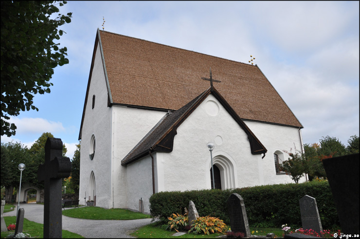 Täby kyrka och Albertus Pictor