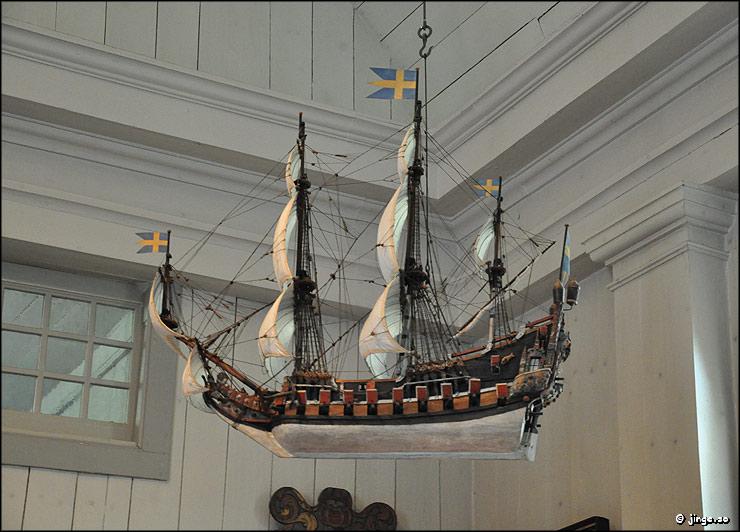 Dalarö kyrka – fler bilder