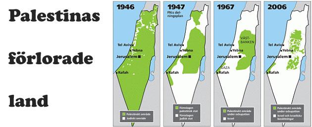 karta över israel och palestina Slutet för tvåstatslösningen | Anders Romelsjö på jinge.se karta över israel och palestina